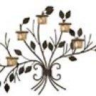 Leighton Wrought Iron Wall Sconce