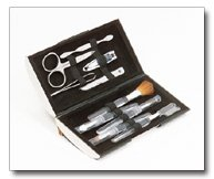 L'Davinchi 11pc Manicure and Beauty Set