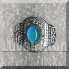 Adjustable Ornate Shield Mood Ring Retro Chic Color Changing Chart Unisex