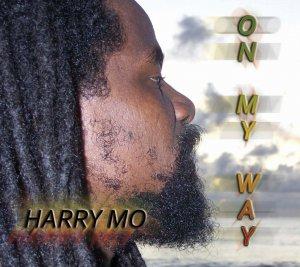 Harry Mo On My Way Reggae CD Featuring Army Yellow Hill Music USVI Rastafari Roots