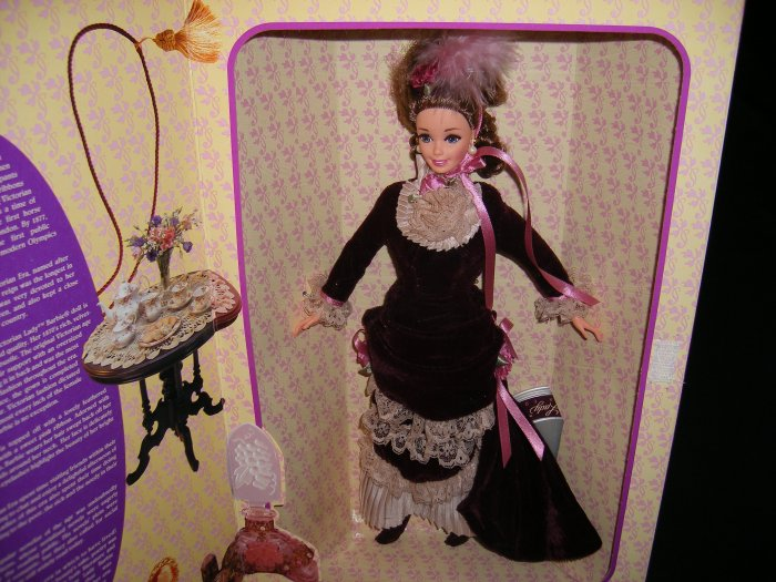 Barbie Collector Edition Victorian Lady Doll 1995, NRFB