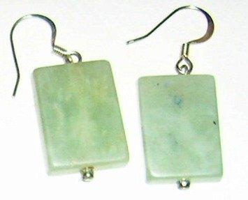 New Jade earrings