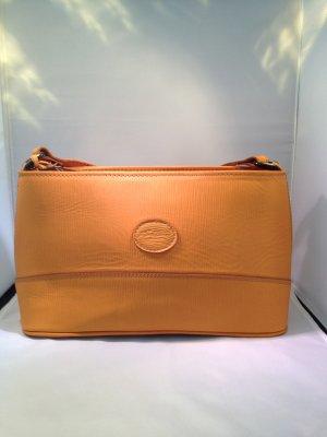 Carolina Argentina Leather Handbag Butter/Yellow