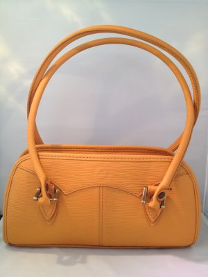 Eugenia Argentina Butter/Yellow Leather Handbag