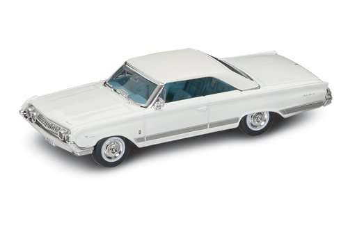 Road Legends 1964 Mercury Marauder by Yat Ming, 1:43 - White