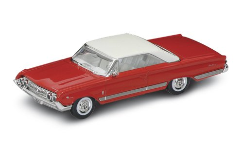 Road Legends 1964 Mercury Marauder by Yat Ming, 1:43 - Red