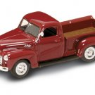 Road Legends 1950 GMC Pick Up By Yat Ming, 1:43 Scale - Red