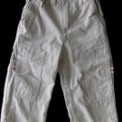 Gymboree Khaki Pants Boys Size 24 Months Free Shipping!