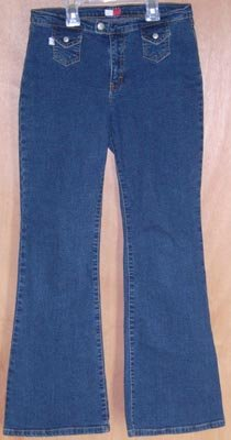 Tommy Hilfiger Denim Jeans Girl's Size 12 Stretch FREE SHIPPING