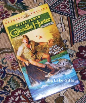 Crocodile Hunter Steve Irwin COLLISION COURSE Movie
