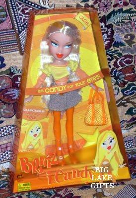 Bratz Doll i Candy Cloe NEW NIB iCandy - FREE SHIPPING!