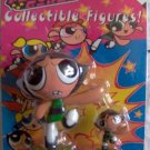 Powerpuff Girls Collectible Figures NEW - FREE SHIPPING