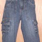 Gymboree Safari Adventure Denim Jeans 18 - 24 Months