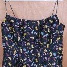 Talbot Runhof $535 Shoe Purse Print Top 12 42 NEW Shirt