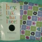 Reflections Multi Color Butterfly Floral Bed Skirt TWIN New