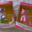 My Little Pony Ornaments Pinkie Pie & Triple Treat 2005