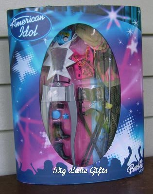 American Idol Barbie Stage Clothes Accessories Set NEW