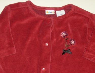 Gymboree Winter Top & Pants 0 - 6 Months Infant Girl