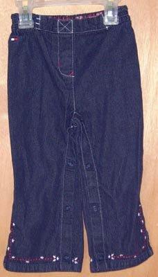 Tommy Hilfiger Denim Jeans Girl's 18 - 24 Months