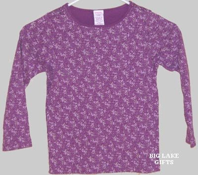 Gymboree Sweet Romance Floral Top 5 Years Shirt
