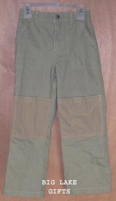Gymboree Fifth Fleet Khaki Pants Size 6