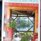 Architectural Digest Magazine June 2005 Country Houses