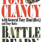 Battle Ready Tom Clancy, Tony Koltz, Tony Zinni HC Book