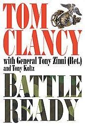 Battle Ready Tom Clancy, Tony Koltz, Tony Zinni HC Book