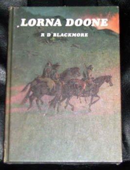 Lorna Doone R D Blackmore HC Book 1970 Lifetime Library