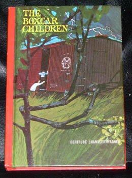 The Boxcar Children G C Warner HC Book 1973