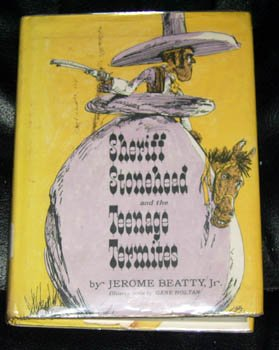 Sheriff Stonehead and the Teenage Termites 1970 HC Book