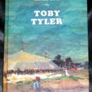 Toby Tyler by James Otis HC Book 1971