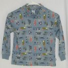 Gymboree Arctic Rescue Blue Turtleneck Shirt Size 5 Years