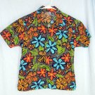 Gymboree EVERGLADES Boy's Tropical Camp Shirt Size 7