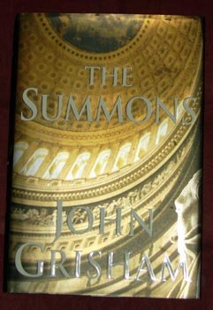 The Summons by John Grisham HC Book - Free Shipping