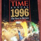 Time Magazine 1996 The Year In Review Book Annual Free Shipping