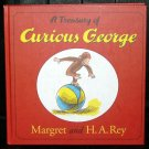 A Treasury of Curious George by Margret and H.A. Rey HC Book