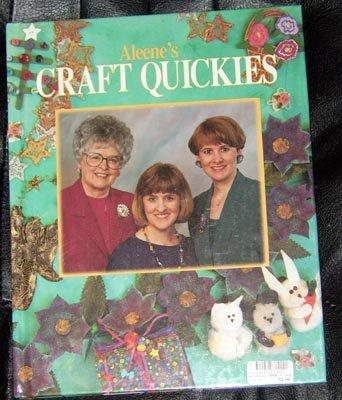 Aleene's Creative Living CRAFT QUICKIES HC Book