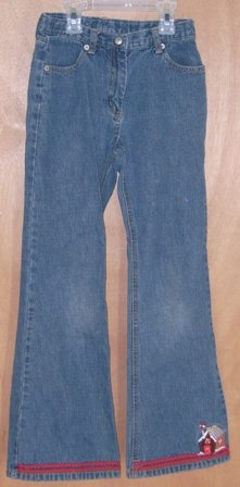 Gymoboree Sugar and Spice Denim Jeans Size 9 Free Shipping