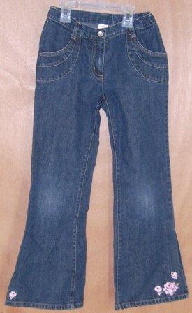 Gymboree La Belle Epoque Denim Jeans Size 9 Free Shipping