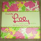 Essentially Lilly Book Colorful Entertaining by Lilly Pulitzer