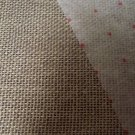 Dorr Primitive Linen - 1/4 yd - already serged - RUG HOOKING