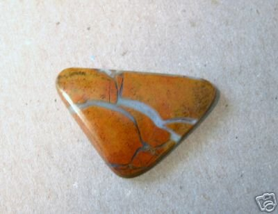 Awesome Large Triangle Moss Agate ? Jasper? MUST SEE