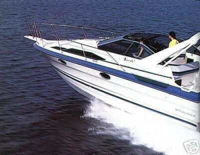 Bayliner Volvo Penta & Mercruiser & FORCE Manuals Manual CD or DVD
