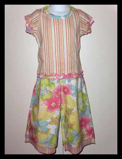 new no tags Baby Nay girls 3T toddler Luau Pants set pants top sale