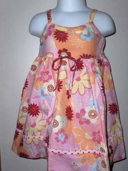 New Mad Sky Shanghi Surprise Lilly Dress size toddler girls 4T US for sale