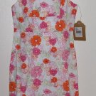 New K.C.Parker by Hartstrings Floral print sun dress girls size 16