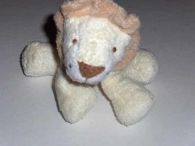 New Angel Dear by Fun Bath lion plush soft cute