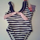 Gossip Girl Ships Ahoy swimsuit one piece girls 2 2T
