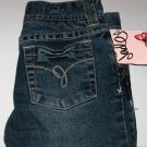 sale Girls Jade Jeans Low rise stretch boot leg Luke Wash size 5